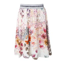 Art Flower Skirt