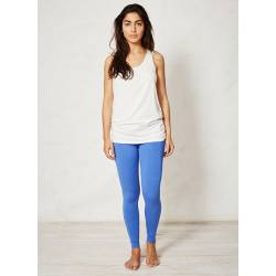 Bambus Leggings Delft Blue