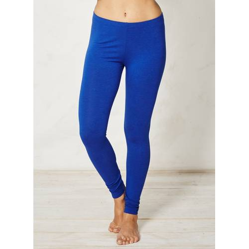 Bambus Leggings Lagoon Blue