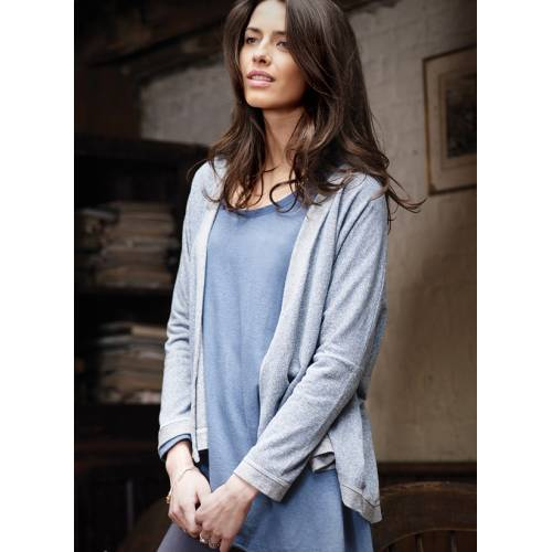 Be Slouch Hanf-Cardigan
