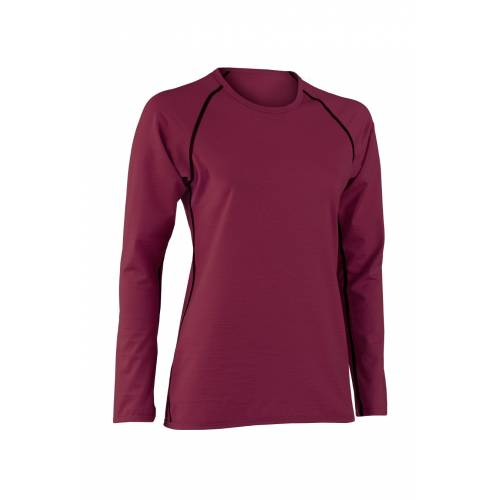 Shirt Langarm Regular Fit Damen