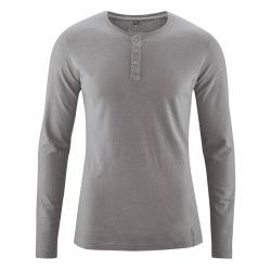 Slim Fit Hanfshirt Aktion