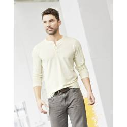 Slim Fit Langarm-Shirt