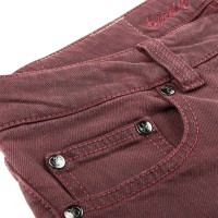 Active Jeans Oxblood vegan